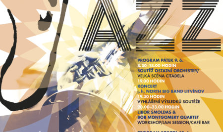 Soutěžní přehlídka pro jazzové soubory a ostatní orchestry