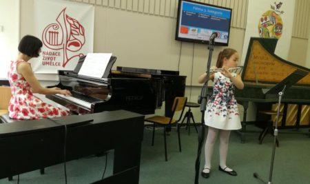 Úspěchy v ústředních kolech soutěží ZUŠ – dechy, bicí 2018