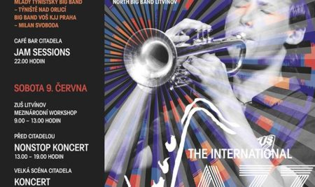 The International Jazz Festival Litvínov 2018