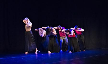 Taneční show 2018