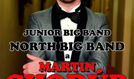 Koncert litvínovských Big Bandů s Martinem Chodúrem