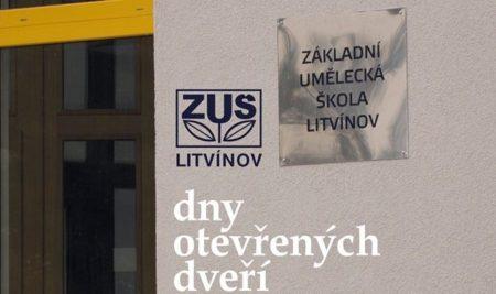 Zápis do ZUŠ Litvínov pro školní rok 2019 / 2020