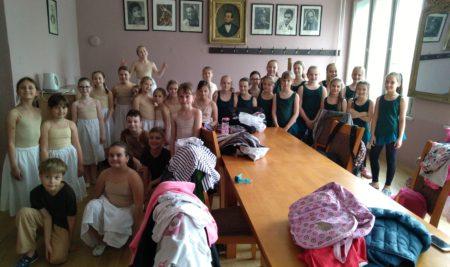 Celostátní kolo tanečního oboru