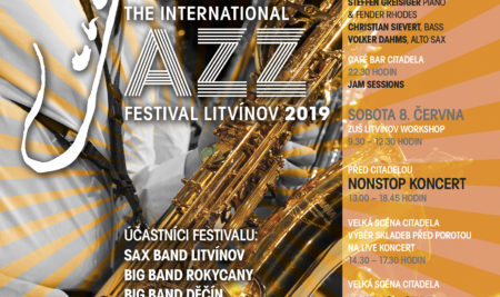 The International Jazz Festival Litvínov 2019