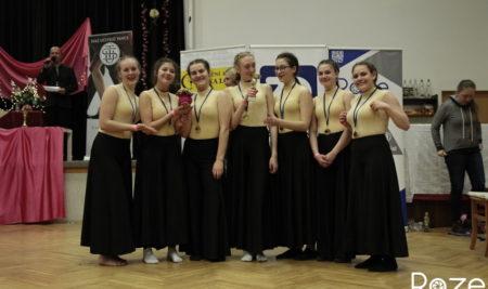 Další úspěchy tanečního oboru