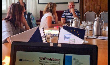 """Informace o projektu """"Místní akční plán rozvoje vzdělávání II pro ORP Litvínov"""""""