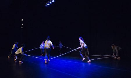 Přehlídka scénického tance – POSTUP!