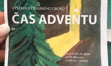 Čas Adventu – vernisáž výstavy VO