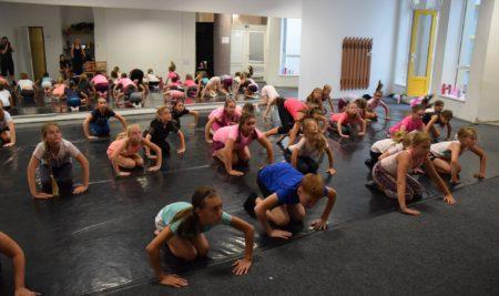 Letní taneční škola 2. turnus