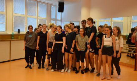 Letní taneční škola 3. turnus